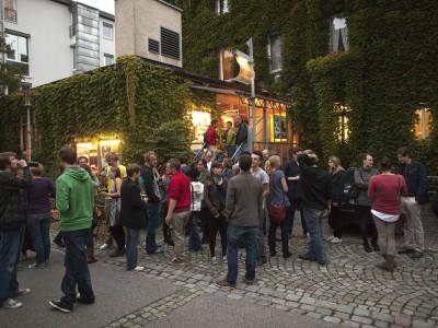 Tübingen – Arsenal Kino