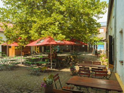 Magdeburg – Kulturzentrum Moritzhof